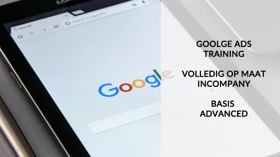 Google Ads Training - Google Ads - Google Partner - AltVijf